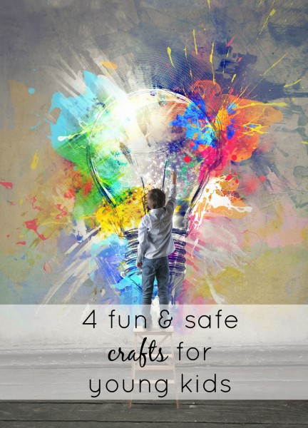 Easy Art Projects For 4 Year Olds