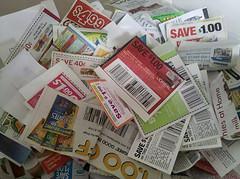 Box o' coupons