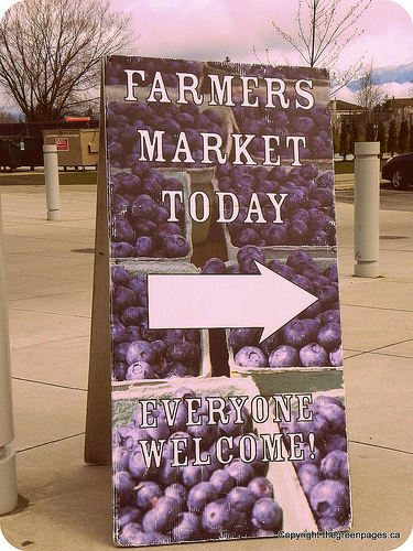 Farmers Market Today