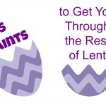 Five Saints to Get You Through the Rest of Lent