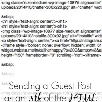 A great tip for beginning bloggers who would like to guest post. This is the easiest way to get your post to your host with the format still in tact. Stop sending Word documents and use this better method.   blog topics   blogging tips   blogging for beginners