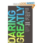 BlogHer Book Review: Daring Greatly