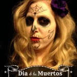 Easy Dia de los Muertos Makeup Tutorial {Wantable Review}