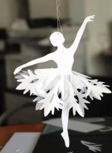 ballerina-snowflake