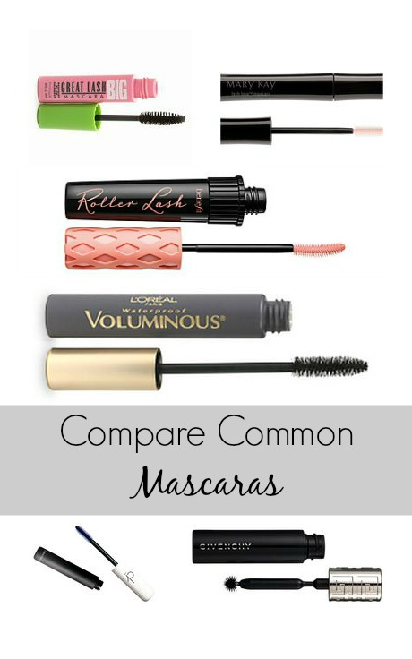 If you want to try new mascara tips and tricks you've pinned, you need to start with the right mascara. I did a little honest comparison between some drug store and high end brands. Which do you think I picked for #1??  UPDATED: I might have a new fave…
