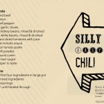 silly easy chili