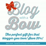 Blog with a Bow: My 5 Favorite Gifts for Bloggers