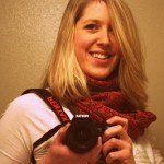 Endless Button Scarf