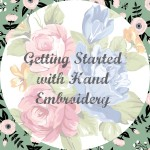 Vlog: Getting Started with Hand Embroidery