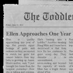 Ellen at 11 Months
