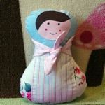 Lucy Babushka Doll