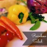Rainbow Salad: A Flopsy, Topsy & Mopsy Recipe