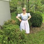 Was ich trug am Sonntag – und bienen