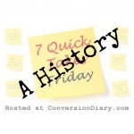 7QT: A History