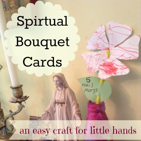 How to Make a Spiritual Bouquet