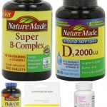 #5Faves: Supplements