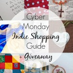 Your Guide to Buying Indie on Cyber Monday + Giveaway