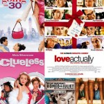 #5Faves: Chick Flicks #streamteam