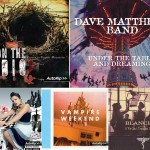 #5Faves: Albums and Memories