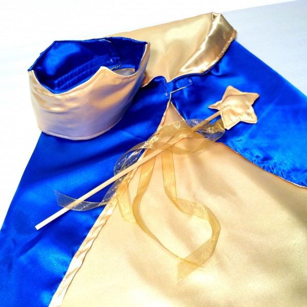 blue gold cape set 2