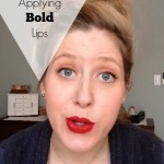 VLOG: Applying Bold Lips