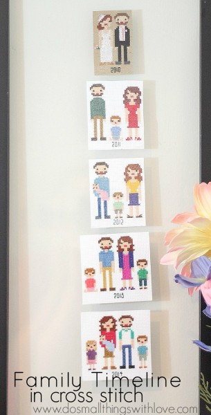 family-timeline-in-cross-stitch