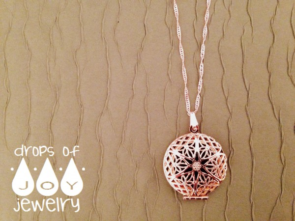 18in Rose Gold Diffuser