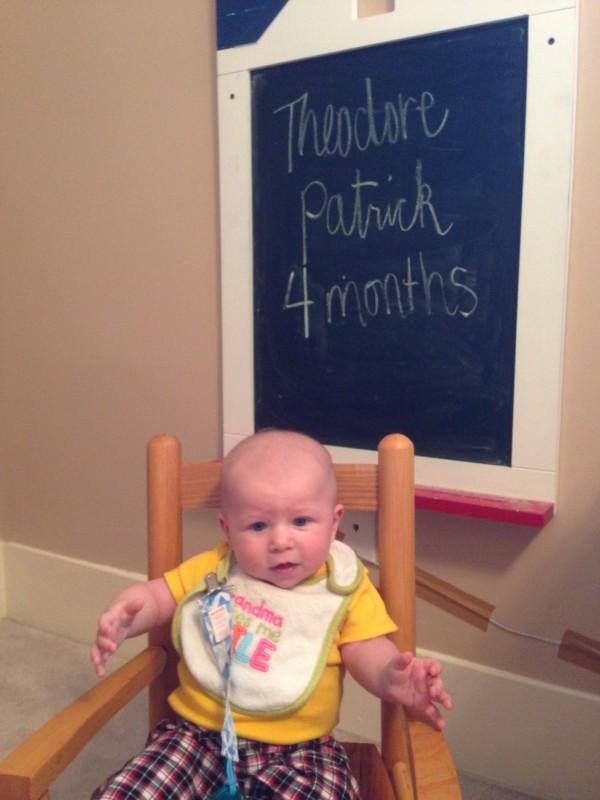 cuatro meses